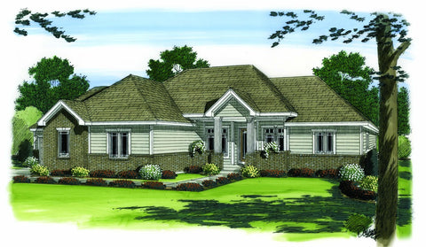 Tillman - Advanced House Plans