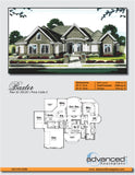 Baxter - Advanced House Plans
