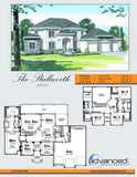 Stallworth - Advanced House Plans