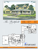1.5 story house plan book