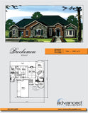 1 story house plan book