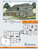 Hillsborough - Advanced House Plans