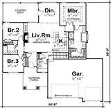 Picket - Advanced House Plans