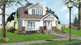 Read Cottage - Advanced House Plans