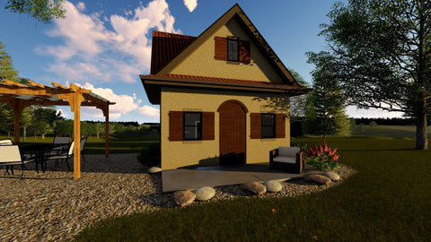 Thurston - Advanced House Plans