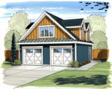 Harlan - Advanced House Plans