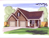 Gillpatrick - Advanced House Plans