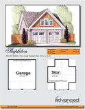 Stapleton - Advanced House Plans