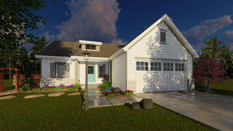 Willett - Advanced House Plans