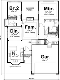 Fletcher - Advanced House Plans