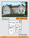 Overwood - Advanced House Plans