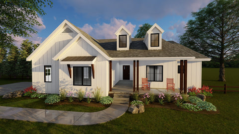 Copperden - Advanced House Plans