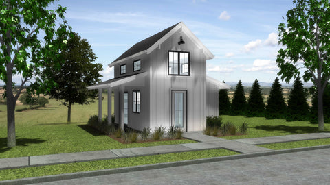 Kristine - Advanced House Plans