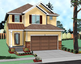 Newcastle - Advanced House Plans