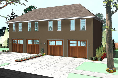 McCollum - Advanced House Plans