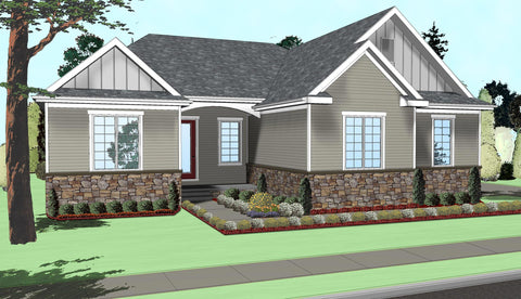 Greenberg - Advanced House Plans