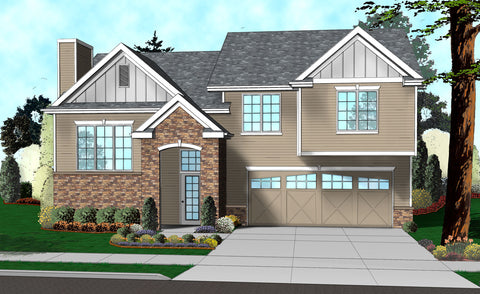 Delaney - Advanced House Plans