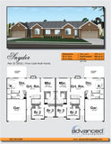 Snyder - Advanced House Plans