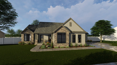 Nordstrom - Advanced House Plans