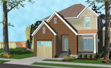 Caniglia - Advanced House Plans