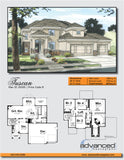 Tuscan - Advanced House Plans