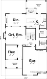Middleton - Advanced House Plans