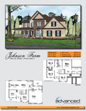 Johnson Farm - Advanced House Plans