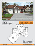 Foxborough - Advanced House Plans