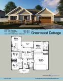 Greenwood Cottage - Advanced House Plans