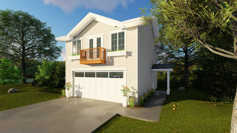 Owens - Advanced House Plans