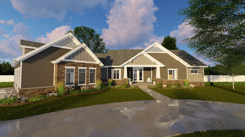 Bridgetown - Advanced House Plans