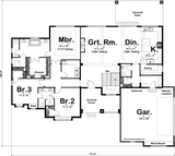 Fire Ridge - Advanced House Plans