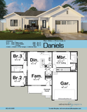 Daniels - Advanced House Plans