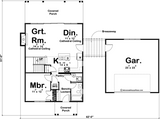 Thompson Falls - Advanced House Plans
