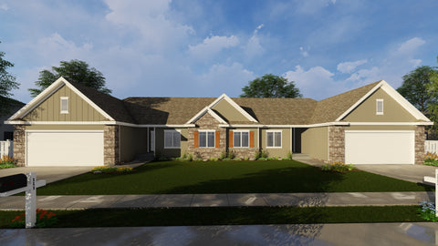 Springfield - Advanced House Plans