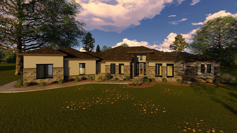 Dedlow - Advanced House Plans