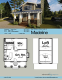 Madeline - Advanced House Plans