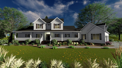Walton Farms - Advanced House Plans
