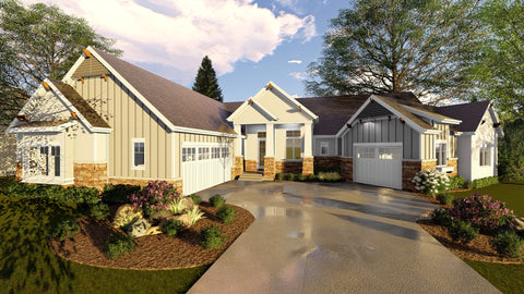 Birkdale - Advanced House Plans