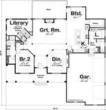 Pine Valley - Advanced House Plans