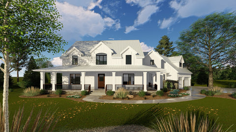 Melrose - Advanced House Plans