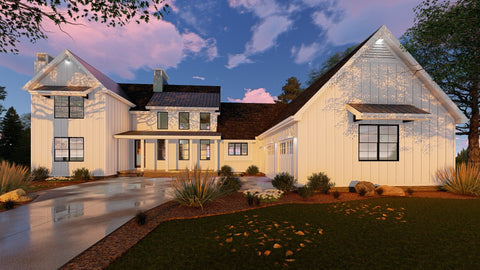 Rochester - Advanced House Plans