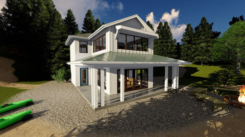 Teagan - Advanced House Plans