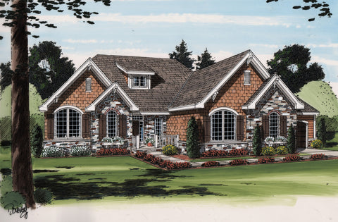 Alexander - Advanced House Plans