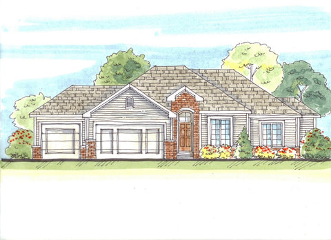 Torrance - Advanced House Plans