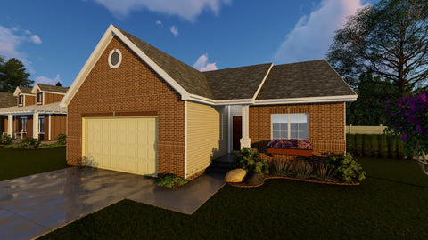 Kelton - Advanced House Plans