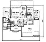 Chartwell - Advanced House Plans