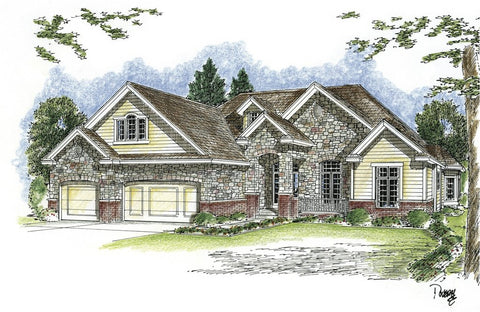 Witherspoon - Advanced House Plans