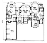 1 story house plan main