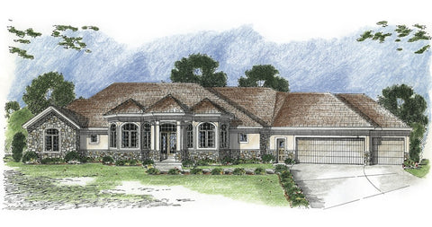 McIntosh - Advanced House Plans